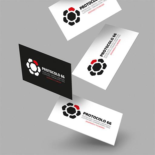 Protocolo 66 | Diseño gráfico, diseño web y marketing en Pamplona